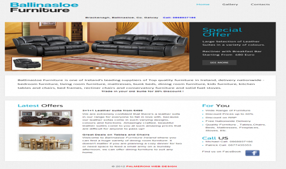 Furniture' - ballinasloefurniture_com