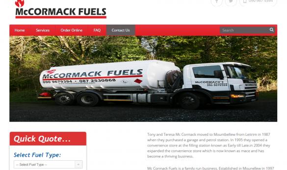 McCormacks Fuels