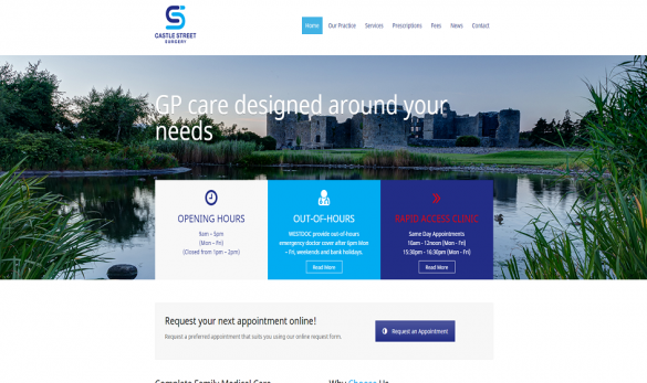 web design roscommon
